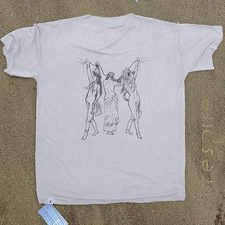 Blusão Graças - branco