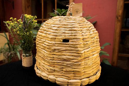 Canastos de abejas, para decoración también.