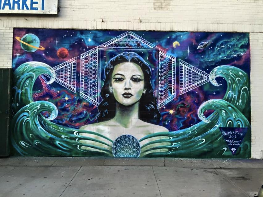 Hedy Lamarr 2015