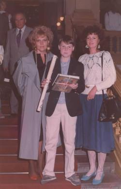 Súťažná výstava ZUŠ 1988 (PRG) ČSSR