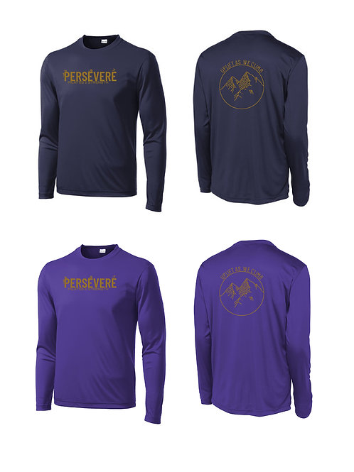 Persevere Active Wear Long Sleeve