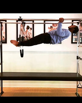 Building better bodies with Pilates #pil
