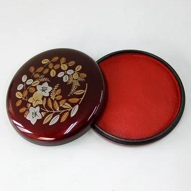 Red-Brown Seal Paste Pad