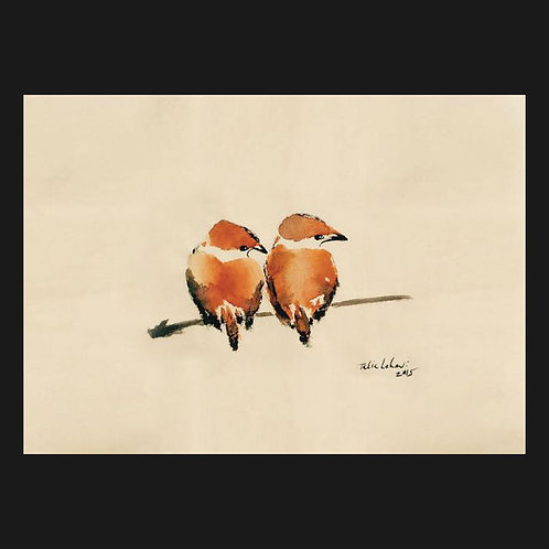 sparrows I