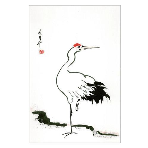Crane I /  SOLD