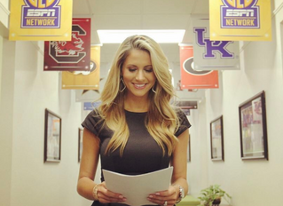 Savvy Girl Spotlight #11: ESPN's Laura Rutledge
