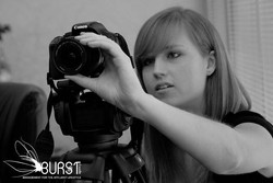 BURST Camera Woman