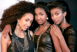 The EriAm Sisters Photo Shoot