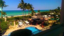 Miami Spa & Beach Photo Shoot