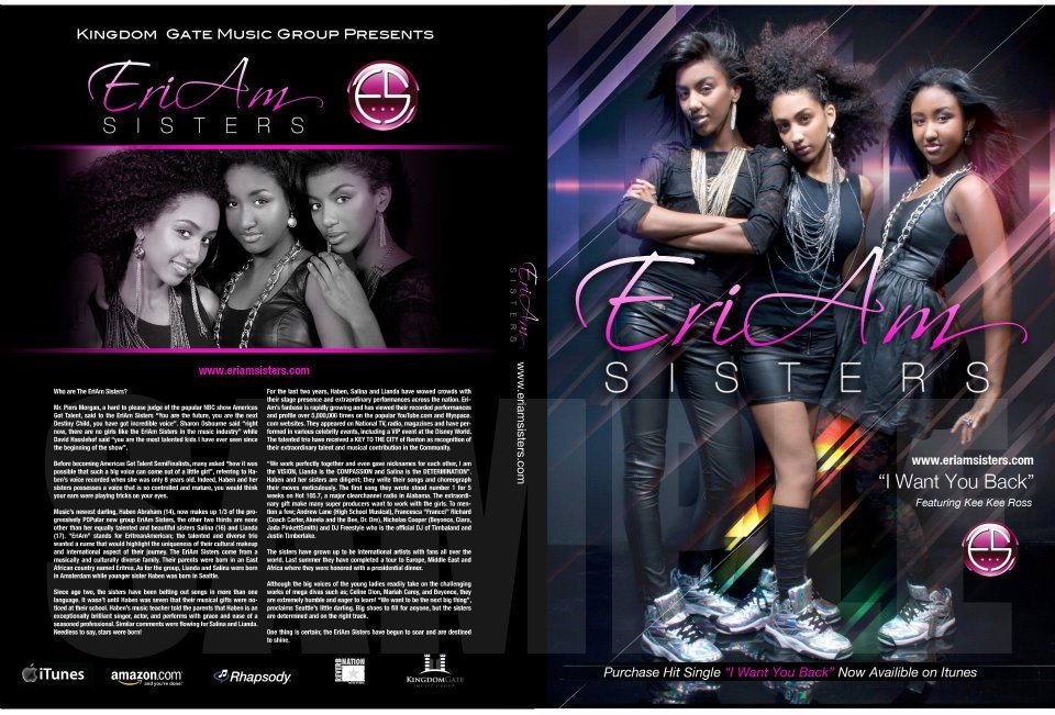 EriAm Sister Video Cover