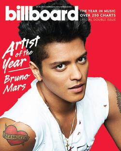 Bruno Billboard Mag Cover