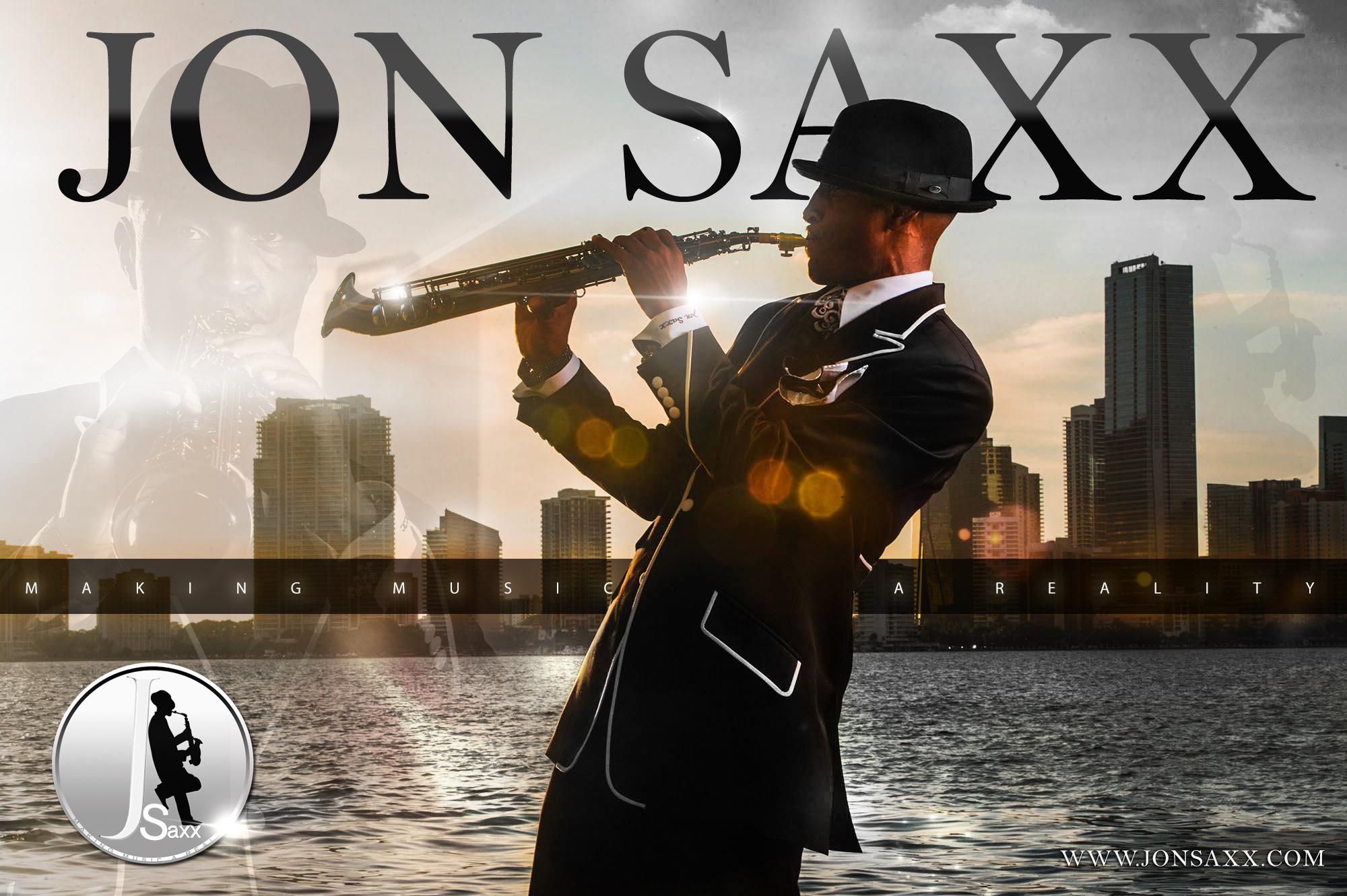 JON SAXX PROMO PIC 2