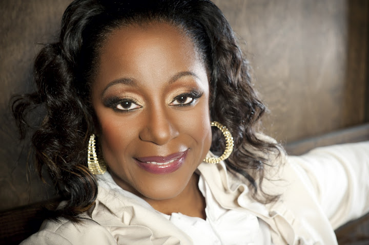 Regina Belle Photo Shoot