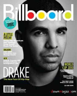 DRAKE Billboard Magazine Cover Shoot