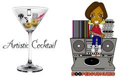 ArtisticCocktail-SGM Logo