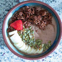 smoothies + bowls