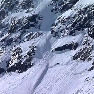 Vídeo 3 caras: Descenso de la Cara N del pico Taillon, Vía normal del Midi D´Ossau y Cara N del Aspe