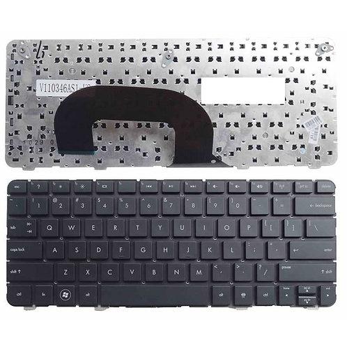 Клавиатура для ноутбука HP Pavilion dm1-3000, dm1-4000 черная без рамки