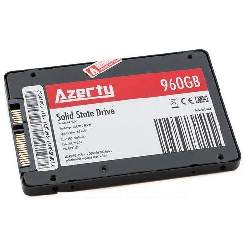 "Жесткий диск SSD 2.5"" 960Gb Azerty Bory R500 960G"