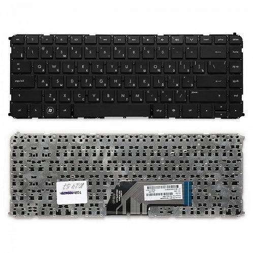 Клавиатура для ноутбука HP Envy 4-1000, 4-1100, 6-1000 черная без рамки