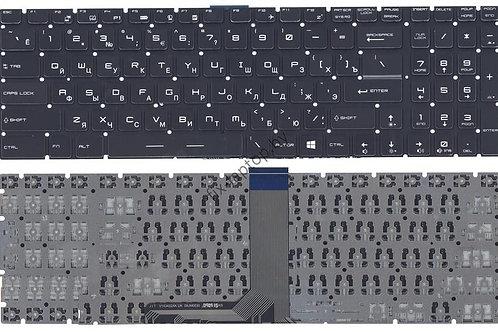 Клавиатура для ноутбука MSI GT72, GS60, GS70, WS60, GE62, GE72