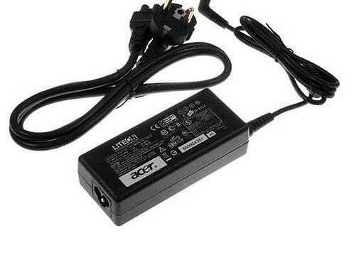 Зарядка для ноутбука Acer 19V 3,42A (65W) 3,0x1,0мм + кабель питания