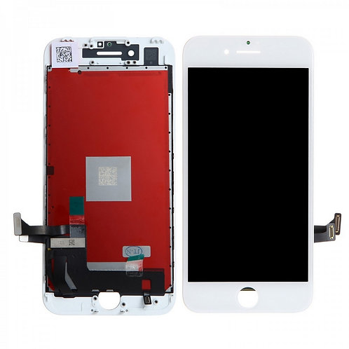 LCD модуль Apple iPhone 7 в сборе белый Original с установкой