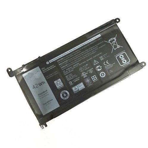 Аккумулятор для ноутбука Dell (WDX0R) 15-5538, 15-5568, 15-5570 оригинал