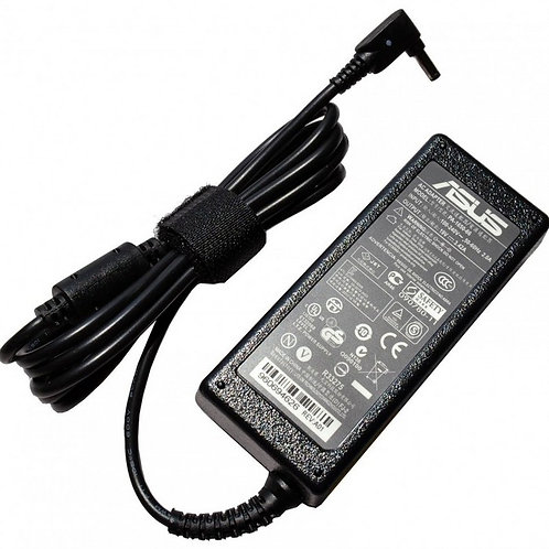 Зарядка для ноутбука Asus 19V 3,42A (65W) 3.0x1.1 мм + кабель питан