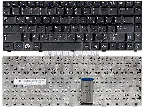 Клавиатура для ноутбука Samsung R418, R420, RV408