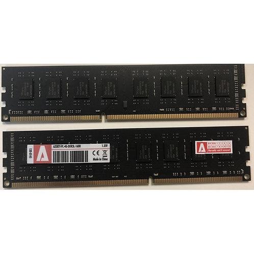 Оперативная память DIMM 4Gb Azerty DDR3L 1600