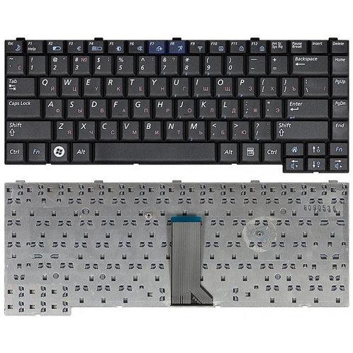 Клавиатура для ноутбука Samsung Q308, Q310 черная