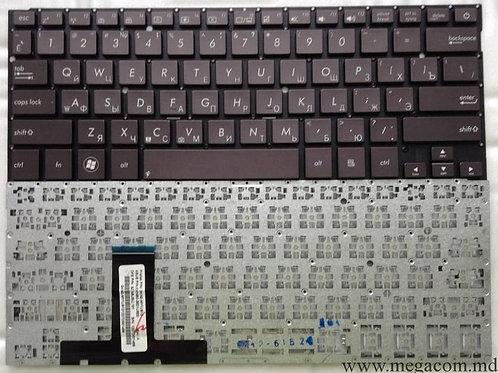 Копия Клавиатура для ноутбука Asus UX31A, UX32, U38D без рамки, под подсветку
