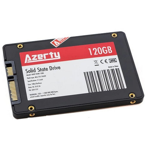 "Жесткий диск SSD 2.5"" 120Gb Azerty BR 120G"