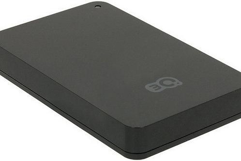 """Внешний Box 2.5"""" 3Q (3QHDD-U290M) USB 2.0 черный"""