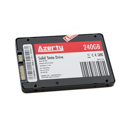 "Жесткий диск SSD 2.5"" 240Gb Azerty BR 240G"