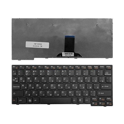 Клавиатура для ноутбука Lenovo S100, S110, S10-3 черная