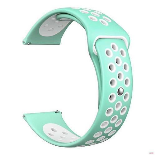 Силиконовый ремешок для Aple Watch 42/44MM зеленый