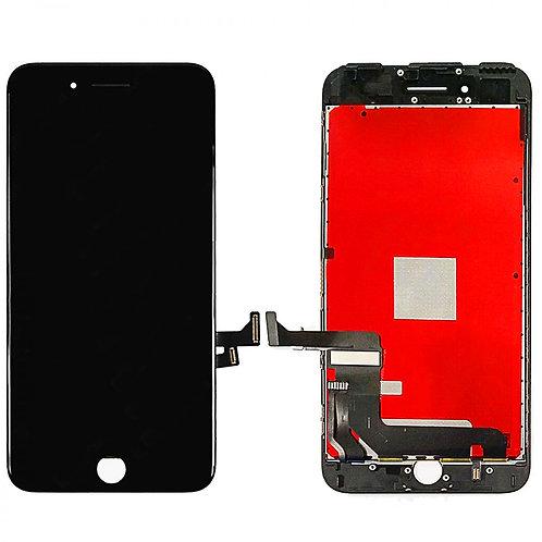 LCD модуль Apple iPhone 7 Plus в сборе черный Оригинальный с установкой