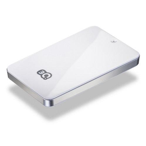 """Внешний Box 2.5"""" 3Q (3QHDD-T210S-W) USB 3.0 белый"""
