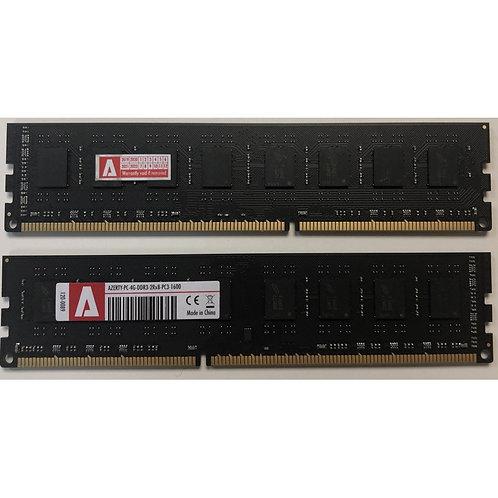 Оперативная память DIMM 4Gb Azerty DDR3 1600