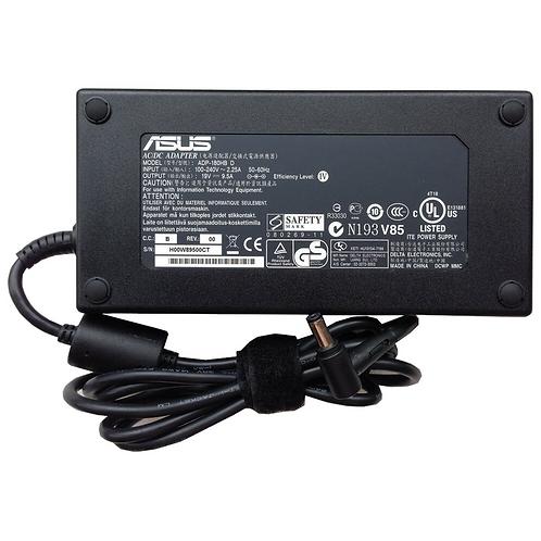 Зарядка для ноутбука Asus 19V 9.5A (180W) 5.5x2.5мм + кабель питания