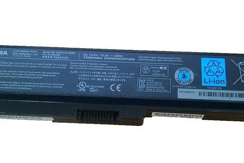 Аккумулятор для ноутбука Toshiba (PA3817) A660, C650, L650 оригинал