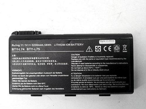 Аккумулятор для ноутбука MSI (BTY-L74) CX605 оригинал