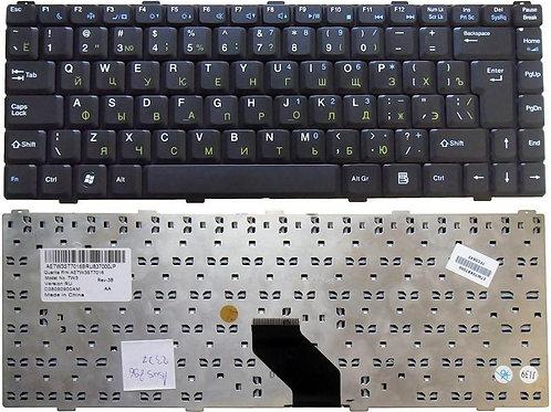 Клавиатура для ноутбука Asus S96, Z62, Z84F