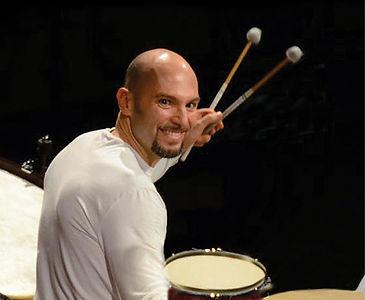 Filippo Lattanzi | World Percussion Movement | Città Metropolitana di Bari