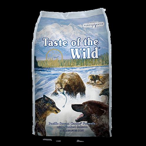 Pacific Stream Canine (Salmón Ahumado)