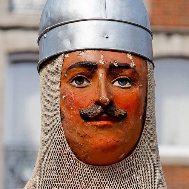 Ancien Géants Croisés de Tournai