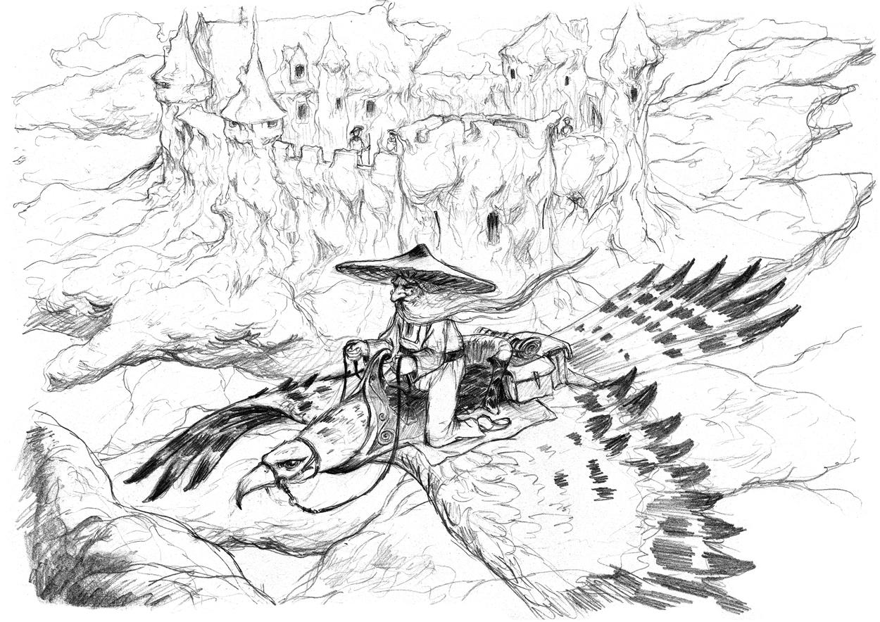 heroic fantasy dwarf