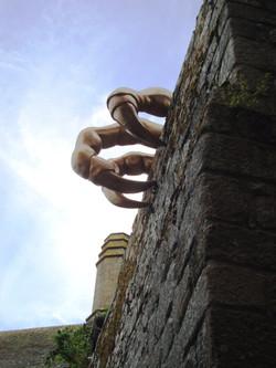 griffe, Mont Saint Michel